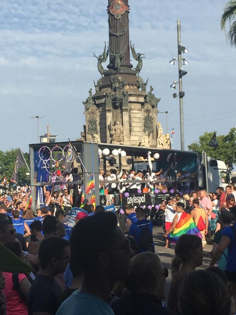 Barcelona Pride Parade