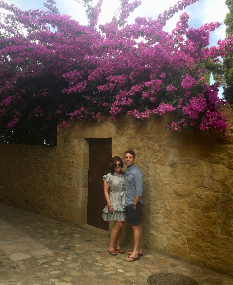 Bougainvillea in Pals